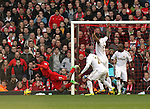 Liverpool beat Swansea FC 5-0 at Anfield, 17th Feb