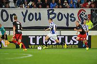 VOETBAL: HEERENVEEN: Abe Lenstra stadion 23-08-2014, SC Heerenveen - Excelsior uitslag 2 - 0, Marten de Roon, ©foto Martin de Jong