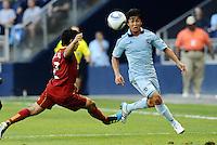 Sporting Kansas City vs Real Salt Lake August 03 2011