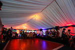 A view in the tent at the Caulfield home  in Granlahan, County Roscommon, Ireland on Tuesday, June 25th 2013. (Photo by Brian Garfinkel)