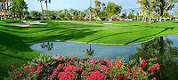 Palm Desert Ca. Oasis Country Club Panorama