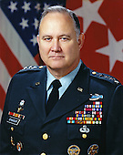 General H. Norman Schwarzkopf, photographed on November 9, 1988.  Schwarzkopf passed away in Tampa, Florida on Thursday, December 27, 2012..Mandatory Credit: Russell F. Roederer / US Army via CNP
