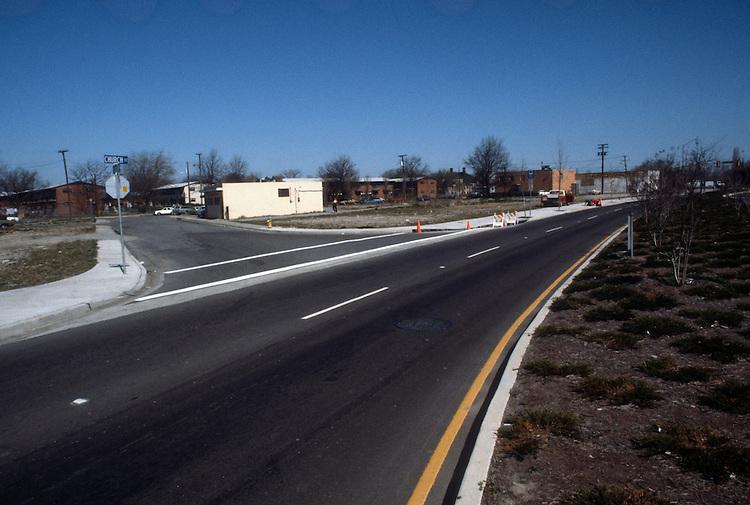 1986 March ..Redevelopment...Church Street..CAPTION...NEG#.NRHA#..