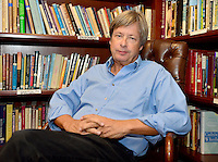"""CORAL GABLES, FL - SEPTEMBER 06: Author Dave Barry discuss and sign copies of his new book """" BEST. STATE. EVER.: A Florida Man Defends His Homeland """" At Coral Gables Congregational Church presented by Books and Books on September 6, 2016 in Coral Gables, Florida. Credit: MPI10 / MediaPunch"""