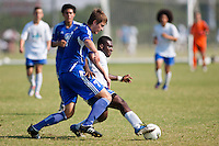 Frisco - Texas, Friday June 29, 2012: U15/16 USSDA play off games.