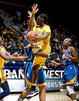CAL Women's Basketball v. UCLA, January 20, 2013