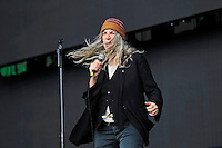 LONDON, ENGLAND - JULY1: Patti Smith performing at British Summertime, Hyde Park on July 1, 2016 in London, England.<br /> CAP/MAR<br /> &copy;MAR/Capital Pictures /MediaPunch ***NORTH AND SOUTH AMERICAS ONLY***