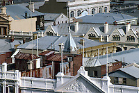 Fremantle: Skyline view of rooftops. Photo '82.