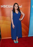 BEVERLY HILLS, CA - March 20: Lauren Ash, At 2017 NBCUniversal Summer Press Day - The CW At The Beverly Hilton Hotel In California on March 20, 2017. Credit: FS/MediaPunch