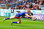 Huddersfield v St Helens - 06 April 2014