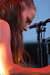 Fiona Apple in Concert at the Vegoose Music Festival in Las Vegas Nevada, October 29, 2006