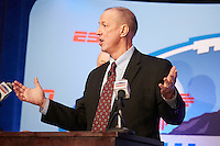 ALBUQUERQUE, NM -DECEMBER 16, 2016: The Kickoff Press Conference and Luncheon for the Gildan New Mexico Bowl at the Isleta Resort & Casino. (Photo by Jeff Huehn)