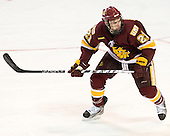 Caleb Herbert (Duluth - 21) - The Boston College Eagles defeated the University of Minnesota Duluth Bulldogs 4-0 to win the NCAA Northeast Regional on Sunday, March 25, 2012, at the DCU Center in Worcester, Massachusetts.