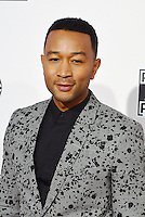 LOS ANGELES, CA - NOVEMBER 20: John Legend at the 44th Annual American Music Awards at the Microsoft Theatre in Los Angeles, California on November 20, 2016. Credit: Koi Sojer/Snap'N U Photos/MediaPunch