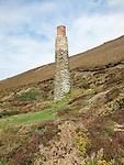 Blue Tin Mine, St Agnes, Cornwall