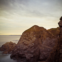 Hemmick Beach, Cornwall | Colour