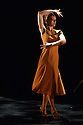 London, UK. 26.05.2016. dotdotdot dance present new work as a Wild Card in the Lilian Baylis Studio, Sadler's Wells. dotdotdot dance is a new company of three young British dancers who have fallen in love with flamenco. Magdalena Mannion, yinka Esi Graves and Noemi Luz all trained in different dance styles before adopting this art form. Picture shows: Noemi Luz. Photograph © Jane Hobson.