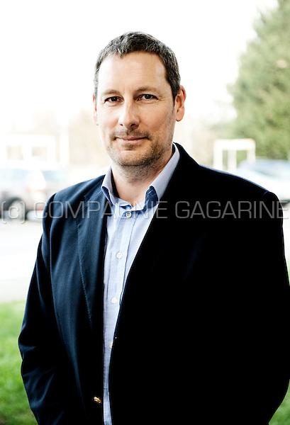 Flemish television host and producer Gert Verhulst (Belgium, 01/02/2010)