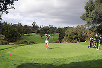 Stanford Golf W vs Stanford Intercollegiate - Round 2, October 15, 2016