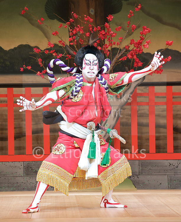 an overview of kabuki a japanese theater form Noh theatre: noh theatre, traditional japanese theatrical form and one of the and prosperity in dance form three major noh of kabuki theatre.