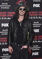 "WEST HOLLYWOOD, CA - OCTOBER 13, 2016:  Cisco Adler at the red carpet premiere of Fox's ""The Rock Horror Picture Show: Lets Do the Time Warp Again"" at The Roxy on October 13, 2016 in West Hollywood, California. Credit: mpi991/MediaPunch"