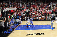 04012014 Stanford vs North Carolina, NCAA Regional