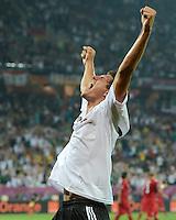 Fussball EURO 2012: Deutschland - Portugal