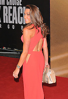 Michelle Heaton at the &quot;Jack Reacher: Never Go Back&quot; European film premiere, Cineworld Empire Leicester Square cinema, Leicester Square, London, England, UK, on Thursday 20 October 2016. <br /> CAP/CAN<br /> &copy;CAN/Capital Pictures /MediaPunch ***NORTH AND SOUTH AMERICAS ONLY***