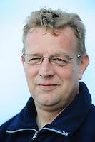 SKUTSJESILEN: FRYSLAN: Schippers portretten SKS Sintrale Kommisje Skûtsjesilen, Lodewijk Hzn. Meeter (Huizum), ©foto Martin de Jong