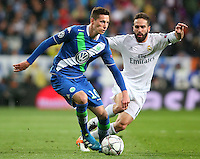 REAL MADRID v WFL WOLFSBURG. CHAMPIONS LEAGUE 2015/2016.