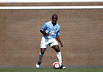 11 September 2005: Andre Sherard. The University of North Carolina Tarheels defeated the University of South Carolina Gamecocks 2-0 in an NCAA Divison I men's soccer game at Fetzer Field in Chapel Hill, NC.