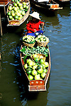 Thailand, Floating market, Damnern Saduak, photo: thaila105  .Photo copyright Lee Foster, www.fostertravel.com, 510/549-2202, lee@fostertravel.com