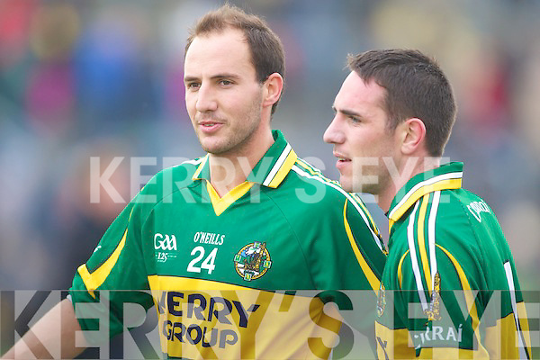 Kerry v Mayo in Division 1 Round 4 of the Allianz National Football League 15th March 2009 at Austin Stack Park Tralee