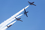 2009 California Capital Air Show in Sacramento, California celebrates Air Force Week, September 12-13.