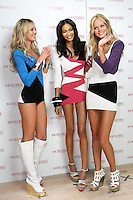 during the &quot;Incredible by Victoria's Secret&quot; launch at the Victoria Secret SOHO Store, August 10, 2010.