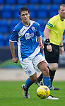 St Johnstone FC U20&rsquo;s Season 2016-17<br />Daniel Jardine<br />Picture by Graeme Hart.<br />Copyright Perthshire Picture Agency<br />Tel: 01738 623350  Mobile: 07990 594431