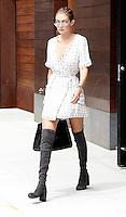 NEW YORK, NY - SEPTEMBER 5: Gigi Hadid seen  in New York, New York on September 5, 2016.  Photo Credit: Rainmaker Photo/MediaPunch