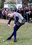 Dance Umbrella - Rosemary Lee Square Dances 8th October 2011