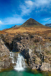 Waterfall, Glen Brittle, Isle of Skye, Scotland