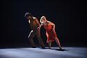 London, UK. 03.11.2015. Rambert presents the London Premiere of Kim Brandstrup's TRANSFIGURED NIGHT at Sadler's Wells. Picture shows: Miguel Altanuga, Simone Damberg Wurtz. Photograph © Jane Hobson.
