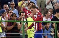 FUSSBALL  CHAMPIONS LEAGUE  FINALE  SAISON 2015/2016   Real Madrid - Atletico Madrid                   28.05.2016 Antoine Griezmann (Atletico Madrid)