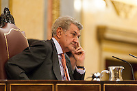 The president of spanish Congress, Jes?s Posada