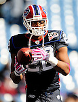 11 October 2009: Buffalo Bills' running back Fred Jackson warms up prior to facing the Cleveland Browns at Ralph Wilson Stadium in Orchard Park, New York. The Browns defeated the Bills 6-3 for Cleveland's first win of the season...Mandatory Photo Credit: Ed Wolfstein Photo