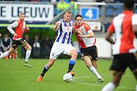 VOETBAL: HEERENVEEN: Abe Lenstra Stadion 18-10-2015, SC Heerenveen - Feyenoord, uitslag 2-5, Henk Veerman (#20) , ©foto Martin de Jong