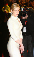 """Nicole Kidman at the film premiere of """"Australia"""" at the Odeon cinema in Leicester Square."""