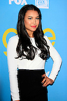 LOS ANGELES - MAY 1:  Naya Rivera arrives at the Glee TV Academy Screening and Panel at TV Academy Theater on May 1, 2012 in North Hollywood, CA