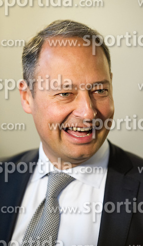 13.01.2015, Bundeskanzleramt, Wien, AUT, Bundesregierung, Sitzung des Ministerrats, im Bild Klubobmann SPOe Andreas Schieder // Leader of the Parliamentary Group SPOe Andreas Schieder before council of ministers at federal chancellors office in Vienna, Austria on 2015/01/13, EXPA Pictures © 2015, PhotoCredit: EXPA/ Michael Gruber
