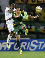 Deportes Quindio vs America de Cali, 17-05-2014