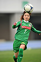 Natsuko Hara (Beleza),.APRIL 22, 2012 - Football/Soccer : 2012 Plenus Nadeshiko League,2nd sec match between NTV Beleza 3-0 AS Elfen Sayama FC at Komazawa Olympic Park Stadium, Tokyo, Japan. (Photo by Jun Tsukida/AFLO SPORT) [0003]