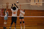 Oxford High volleyball practice in Oxford, Miss. on Thursday, August 4, 2011.